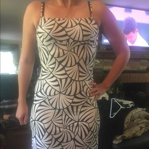 """Cocktail dress by """"up front"""""""